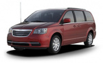 Chrysler Town & Country hub bore
